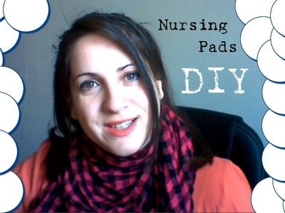 How to DIY Reusable Cloth Nursing Pads (QUICK and EASY)!