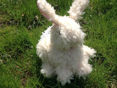 How to Make a Plush Bunny