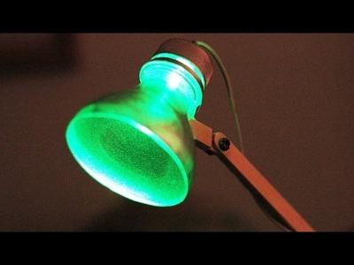 How To Make Amazing lamp With Plastic Bottle - creative life hacks idea