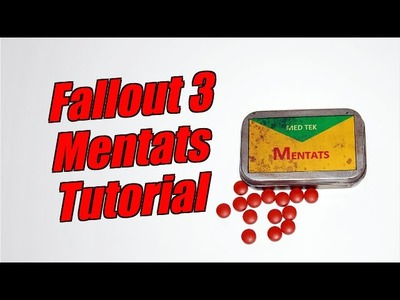 How To Make Fallout 3 Mentats. Easy Tutorial