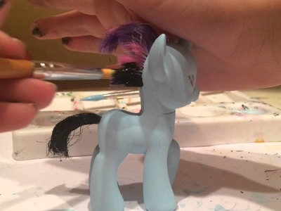 How to make neon lights mlp custom