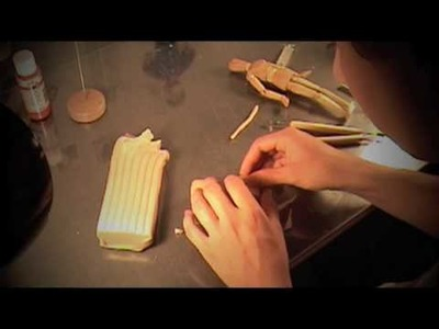 How to make realistic claymation characters