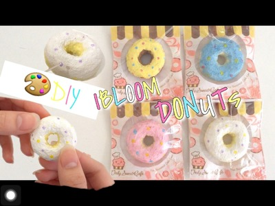 IBloom Donut Squishy Tutorial II How To Make iBloom Donut Squishy