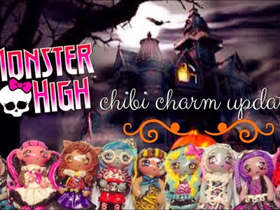 Monster High Chibis