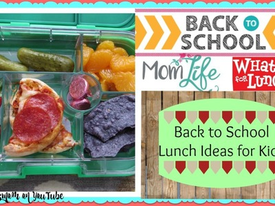 Back to School Lunch Ideas for Kids | YumBox | Hot & Cold Options