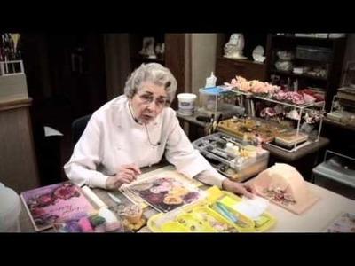 Betty Van Norstrand How to Make Satin Ice Ribbon Flowers