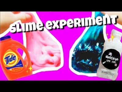 BIKIN SLIME PAKE TIDE?? SLIME EXPERIMENT with magic soap and Tide | SLIME TUTORIAL BAHASA INDONESIA