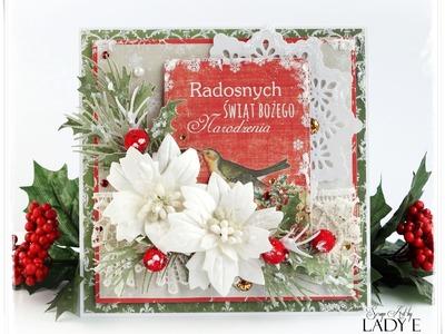 Christmas Card Tutorial Studio75