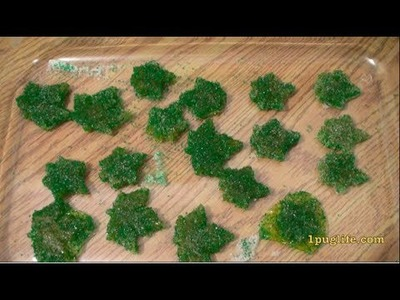 Cookin for the redneck #1-medicinal sour gummies recipe