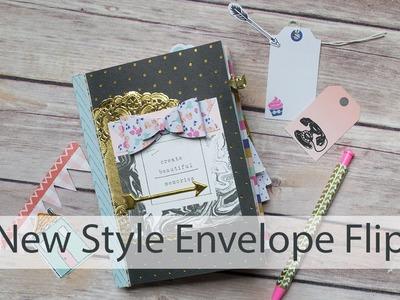 New Envelope Flip Book