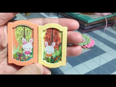 Project Share:  Small Shaker Embellishments