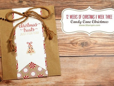 Stampin' Up! 12 Weeks of Christmas 2016 | Week Three