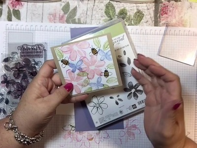 Stampin' Up! Exploding Card