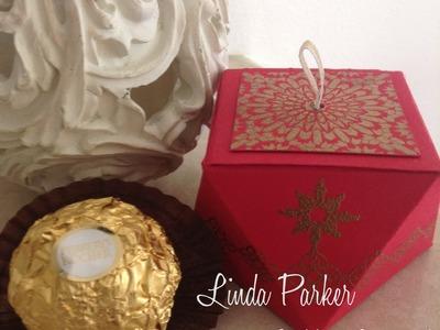 Ferrero Rocher Faceted Treat Box