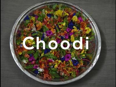 GSB tradition - How to prepare choodi for shravana masu?   Creative Indian Arts   #1