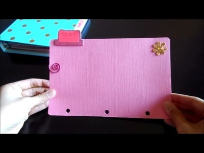 HOW TO: MAKE TAB DIVIDERS