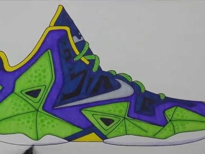"""Off The Grid: Nike Lebron 11 """"Cell"""""""