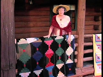 Quilts from the Underground Railroad, Part 1