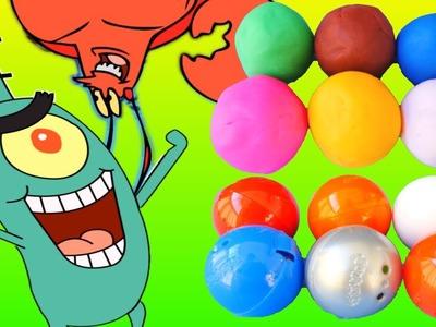 Surprise Toys Play Doh Squinkies Spongebob Amazing Spiderman Disney Pixar Cars DC Universe
