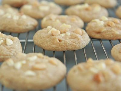 Chewy White Chocolate Macadamia Nut Cookies Recipes