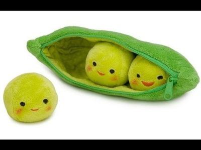 "Disney.Pixar ""Toy Story"" Merchandise - Peas in a Pod Plush"