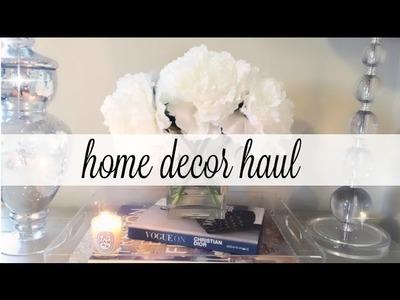 Fall Home Decor Haul,TJMaxx,HomeGoods,HobbyLobby,Target.Part2
