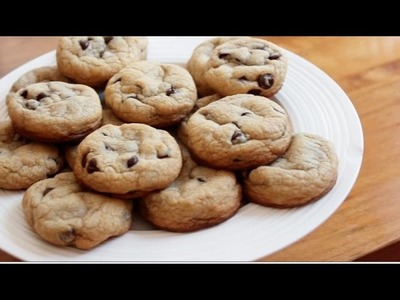 How to make Chocolate Chip Vanilla Pudding Cookies