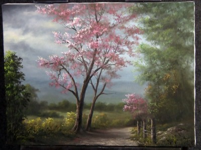 Paint with Kevin Hill - Scenic Tree Road