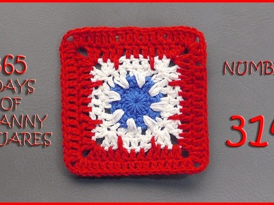 365 Days of Granny Squares Number 314