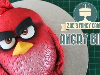 Angry Birds cake Red: Movie cakes