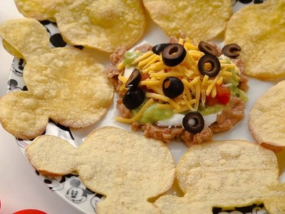 Dishes by Disney   Mickey's Homemade Nachos