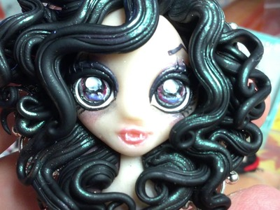 Doll in fimo update!!!