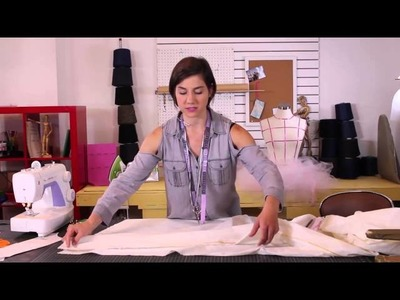 How To Sew - How To Use Clothing Patterns