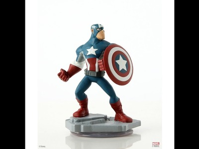 Polymer Clay Tutorial -  Captain America Doll - Do Something Channel