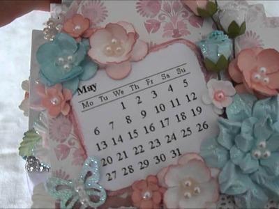 ♥Shabby Chic Calendar♥