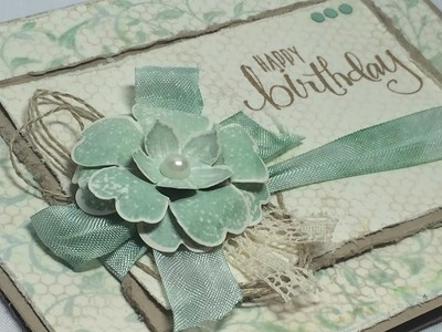 Stampin' Up! Flower Shop Pool Party