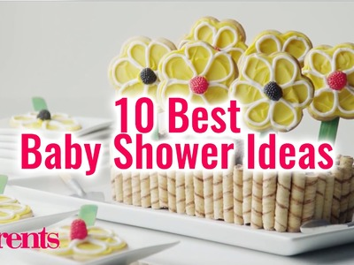 10 Best Baby Shower Ideas | Parents