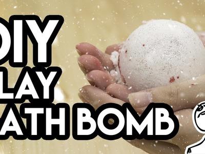 DIY Hex Bomb's Slay Bath Bomb - Do It Like a Boss