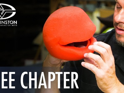 How to Make a Foam Puppet: Coring Solid Foam Puppets - FREE CHAPTER
