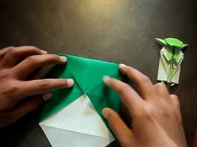 How to make origami yoda part 1