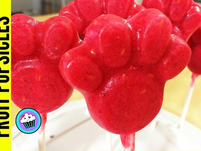 """How to make """"Pawpsicles"""" Popsicles 