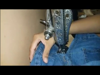 How to make waistband of jeans bigger in easy way in urdu.hindi