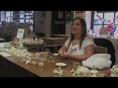 A History of the Potteries - Part Four - Flower Making