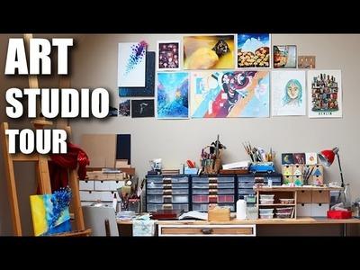 ART STUDIO TOUR 2016 + CATS. GET INSPIRED
