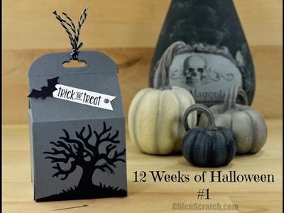 12 Weeks of Halloween 2016 Week 1