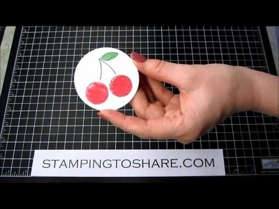 Conditioning Your Stamps