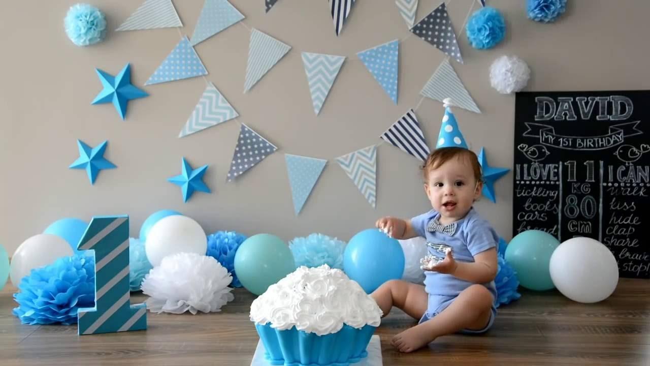 Идеи своими руками на день рождения ребенка 1 год фото своими руками 557
