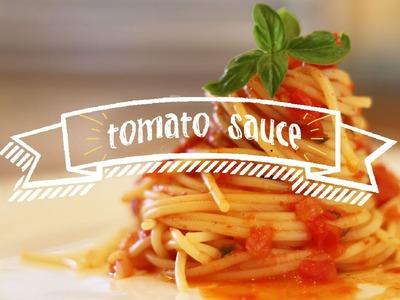 Healthy Recipes   Homemade Tomato Sauce