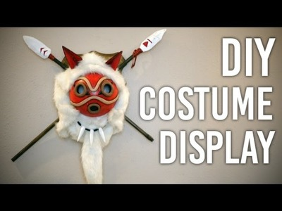 How to Make a Costume Display : DIY