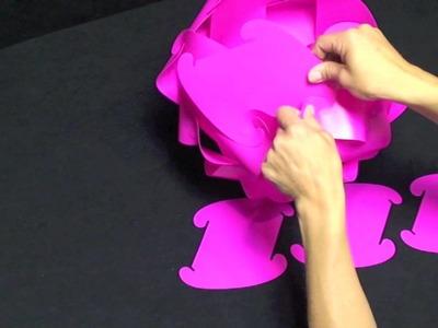 Niki-Nu Round Sphere Assembly Instructions